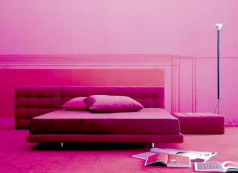 Pink Monochromatic Color Scheme