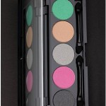 NYX 5-Color Eye Shadow Palette