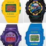 G-Shock Watches for Spring