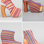 Jeffrey Campbell Multi-Stripes
