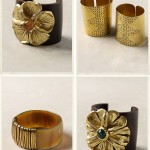 Anthropologie bracelets and cuffs