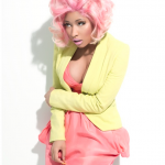 Nicki Minaj for Paper 1